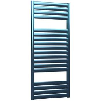 Дизайнерска синя лира за баня алуминиева  BOLD 480 * 1100