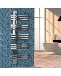 Лира за баня алуминиева GUARDIAN L 450 * 1300 ХРОМ