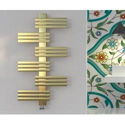 Дизайнерска лира за баня алуминиева GUARDIAN XL