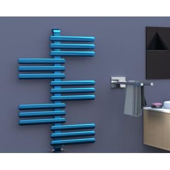 Дизайнерска Лира За Баня Алуминиева синя SOUL XL 916 * 1416
