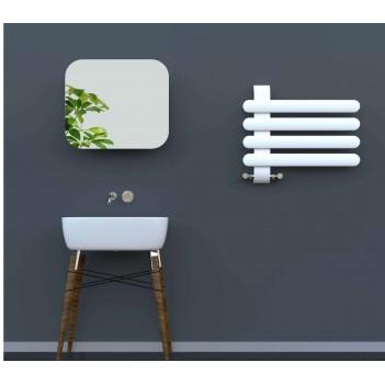 Дизайнерска бяла лира За Баня   SOUL 550 * 472