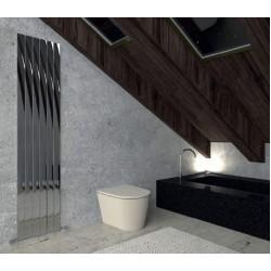 Дизайнерски радиатор  алуминиев 400 * 1400 ХРОМ