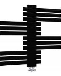 Лира за баня алуминиева  GUARDIAN 650 * 694 черна