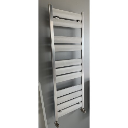 Хромирана лира за баня алуминиева  540 *1000мм