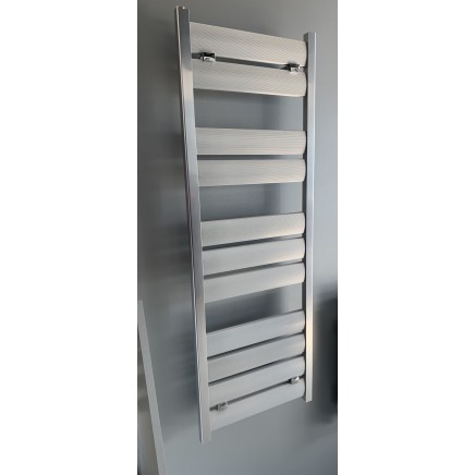 Хромирана лира за баня алуминиева  400 *1200мм