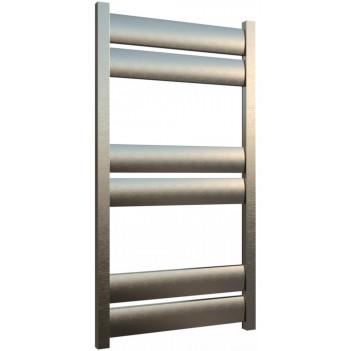 Лира за баня алуминиева OPTIMA 480 * 900 инокс