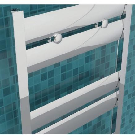 Лира за баня алуминиева  OPTIMA 480 * 1100 хром