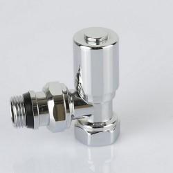 Дизайнерски кран за лира за баня ХРОМ