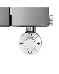 Нагревател за лира с терморегулатор хром