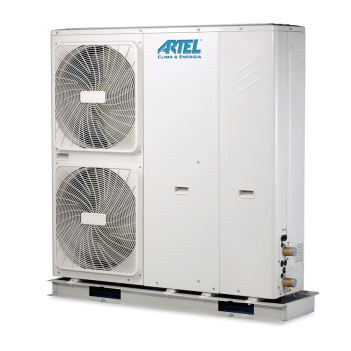 Термопомпа Моноблок ARTEL 12 kW