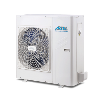 Термопомпа Сплит ARTEL 4 Kw въздух - вода