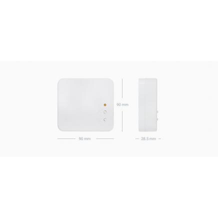 Дигитален безжичен стаен термостат
