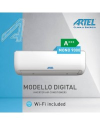 ИНВЕРТОРЕН КЛИМАТИК ARTEL LINEA DIGINAL 12  A+++ С ВКЛЮЧЕН  WIFI